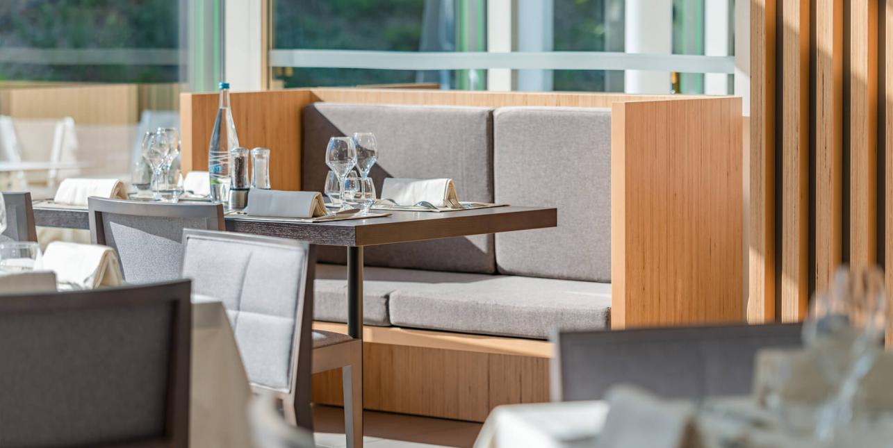 Une table de notre restaurant