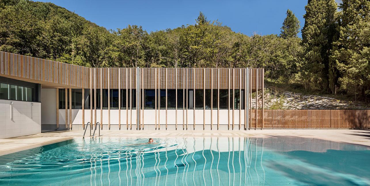 piscine Hérault Occitanie Hôtel 4 étoiles